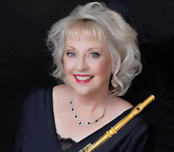 Cindy Ellis (flute)