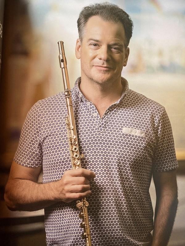 Emmanuel Pahud (flute)