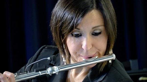Francesca Bottero (flute)