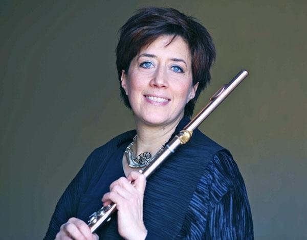 Francesca Canali (flute)