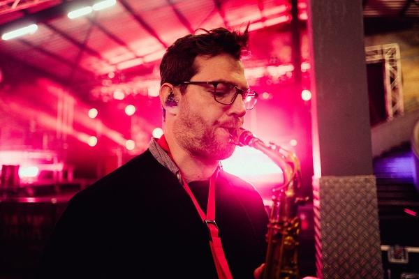 Johannes Geiß (saxophone)
