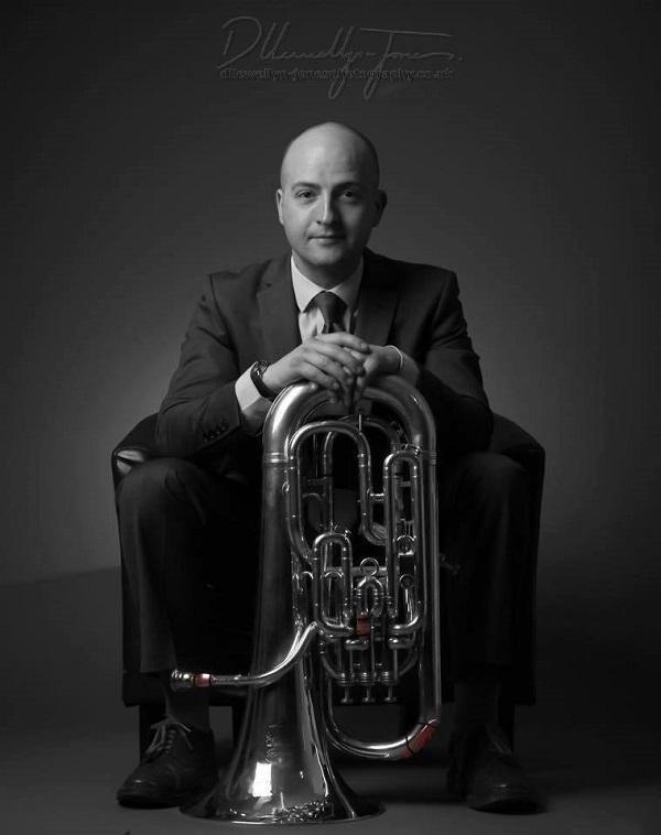 Jonathan Sproule (euphonium)