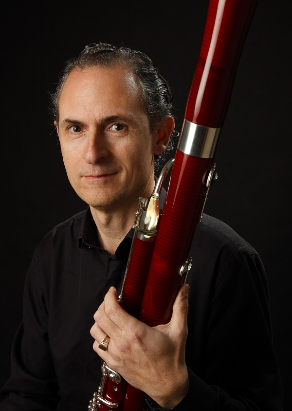 José Lozano Prior (bassoon)