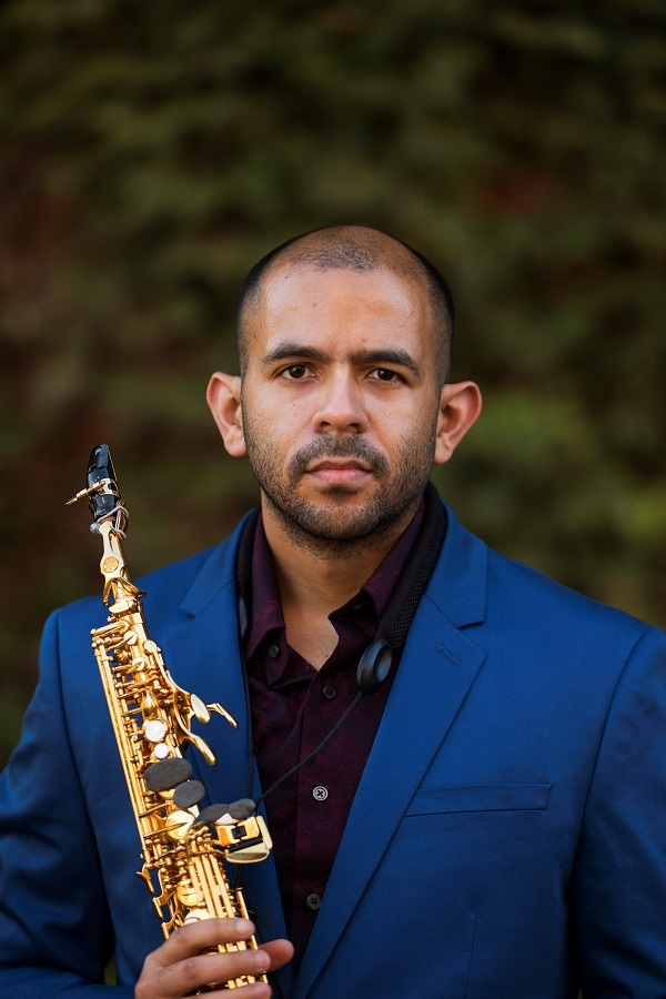 Jose Antonio Zayas Caban (saxophone)