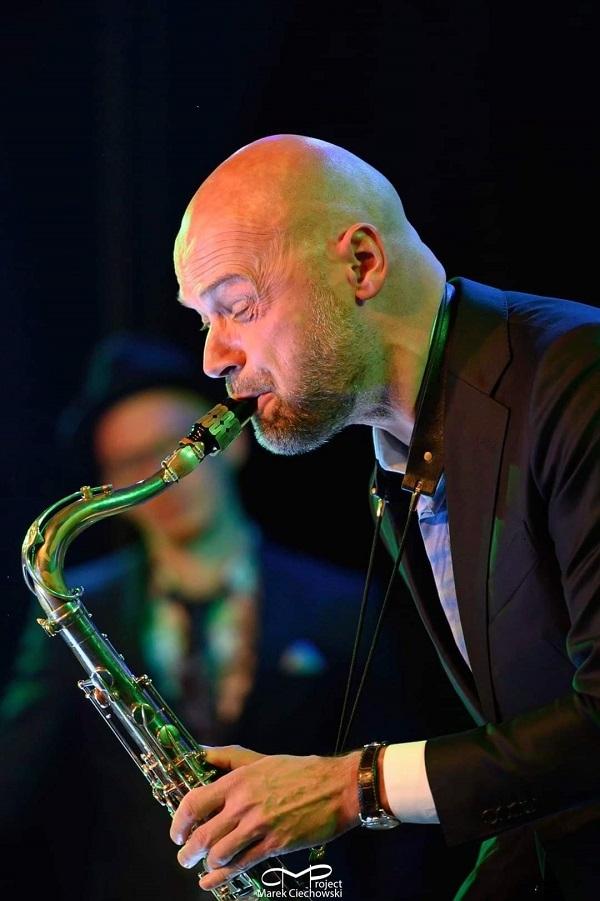 Kestutis Vaiginis (saxophone)