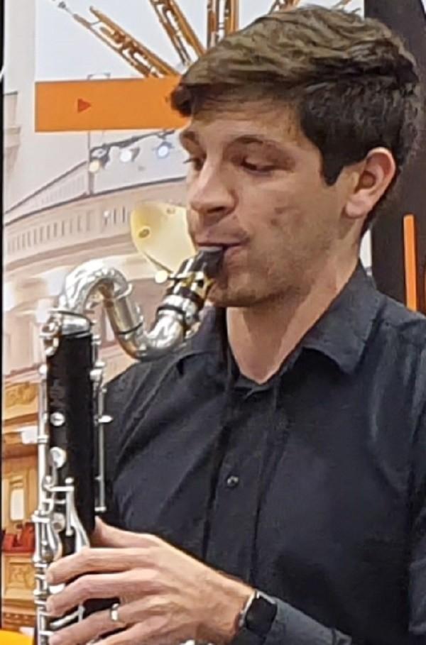 Mathieu Girardet (clarinet)