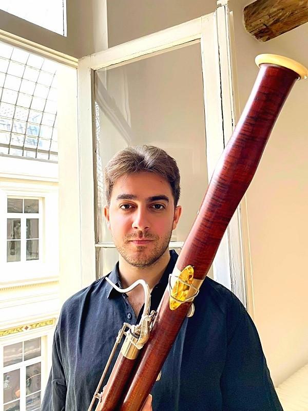 Mavroudes Troullos (bassoon)