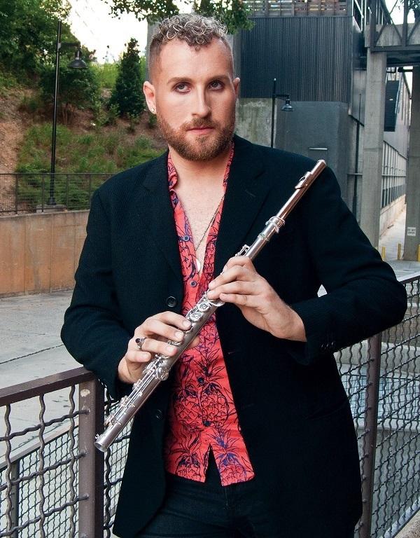 Nate David Bridges (flute)
