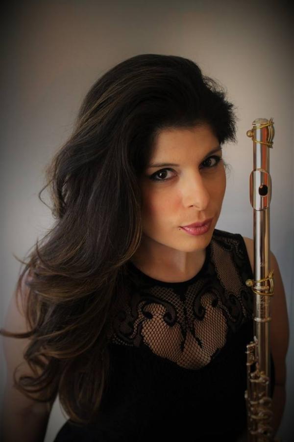 Nicole Esposito (flute)
